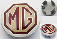 Original (NOS) Old Stock MGF Brand New Wheel Centre Badges DTC100630