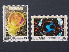 Sellos en español - 1990 Juego de 2 Estampillas de Navidad