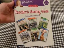 Lithgow Palooza Marsupial Sue Teacher's Reading Guide Grade K-3