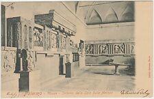 PALERMO - MUSEO - INTERNO DELLA SALA DELLE METOPE 1902