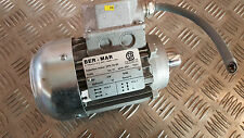 BER-MAR S56S4 Induction Motor 0,09kW 230/380V 1680/min