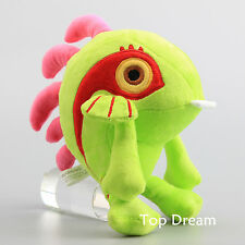 World of Warcraft WOW Murloc Fish Plush Toy Soft Stuffed Doll 9'' Teddy Green