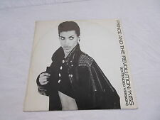 "PRINCE & REVOLUTION KISS / LOVE  MONEY 12""   EXTENDED MIX W9751(T) 1986 A1/B1 NM"