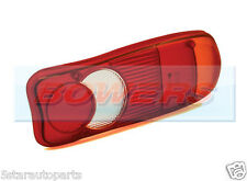 LC5 REAR TAIL LAMP LIGHT LENS FOOTPRINT ECLIPSE RENAULT TRAFIC MASTER TIPPER