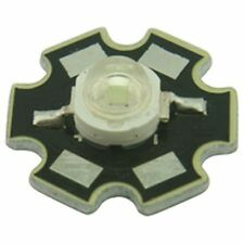 1W Power LED Star Red