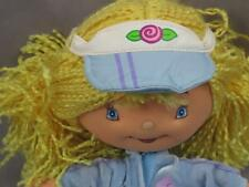 STRAWBERRY SHORTCAKE FRIEND BERRY COOL ANGEL CAKES BLONDE HAIRED JUMPSUIT PLUSH