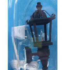 Puppenhaus Puppenstube Wand Lampe Leuchte 1:12 #5AC29-2