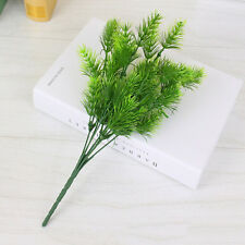 1pc Plastic Fake Green Mini Pine Tree Artificial Plant Tree Decor Home Office IO
