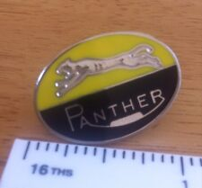 PANTHER Enamel Pin Badge Motorcycle Biker Cafe Racer 59 Rocker Bike