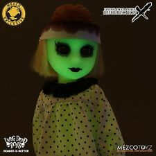 Living Dead Dolls PURDY Resurrection X Ghostly White GLOW IN THE DARK Variant 10