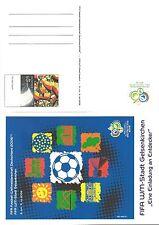 Carte postale plus 12 FIFA Coupe du monde 2006 villes Coupe du monde de football-Gelsenkirchen