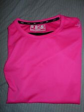 New Balance Womens XS Breast Cancer Awareness Pink Athletic Shirt