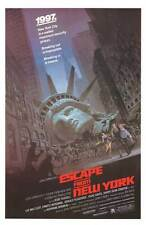 ESCAPE FROM NEW YORK Poster 27x40