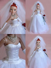 Sherry Wedding dress for Ellowyne Wilde doll Clothing & Accessories EWO-bride-1