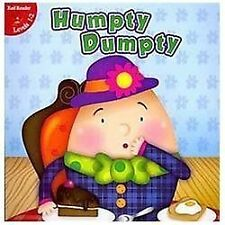 Humpty Dumpty (Little Birdie Readers) by Greve, Meg