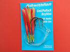 6/0 RHUBARB AND CUSTARD COD / POLLACK DAYLITE LURES X 10 SETS SEA FISHING TACKLE