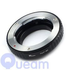 Olympus PEN F Mount PenF Lens Adapter Ring To Nikon 1 mount J1 J2 V1 V2 Camera