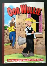 OOR WULLIE ANNUAL 2000 - Retro Comic Annual - Good Condition