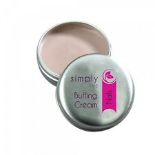 Hive New Simply The Smooth Nail Art Buffing Cream Beauty Cosmetic 15ml SMP80774