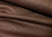 3m Irish brown linen fabric,material for suits 140cm wide
