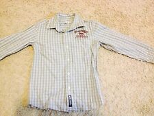 BCP Clothing Boys Long Sleeve Shirt Size 128 (8) - Great Condition
