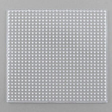 Clear Transparent Square Board for Hama Fuse Beads 14 cm BUY 3 FOR 2