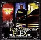 FUNKMASTER FLEX: CAR SHOW TOUR CD & DVD **NEW 2 CD/DVD SET**