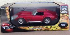 '69 Modified Corvette Stingray Hot Wheels 1:18 Big Limited Edition red 2003 car