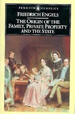 The Origin of the Family, Private Property, and the State (Classics)