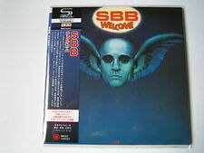 "SBB ""Welcome""  Japan mini LP SHM CD"