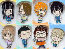 RARE!! Complete set of Kimi ni Todoke Pins Limited + Background Stand JAPAN