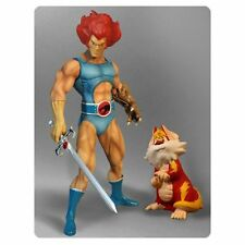 "MEZCO Thundercats LION-O with SNARF Mega Scale 14"" Classics Action Figure NEW"