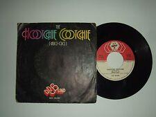 "D.D. Sound / Hootchie Cootchie - Disco Vinile 45 Giri 7"" Stampa Italia 1979"