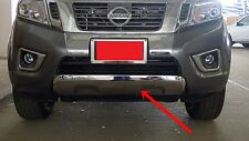 CHROME FRONT CLADDING UNDER BUMPER  TRIM FOR NISSAN NAVARA/NP300 2015
