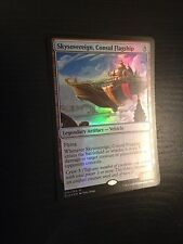 MTG MAGIC KALADESH SKYSOVEREIGN CONSUL FLAGSHIP ENGLISH SOUVERAIN DES CIEUX FOIL