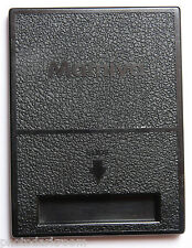 Mamiya M645 Body Cap - Top Cover for Storage without a Prism Finder - USED E26D