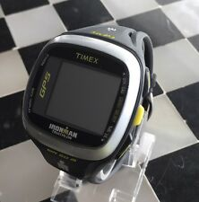 Timex GPS Digital Black M255 5K711 Men's Watch No Charger