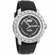 DeWitt Academia Grande Date Steel Automatic Men's Watch NAC.GDE.001