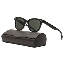 Oliver Peoples 5301SU Sunglasses Masek 1465R5 Matte Black / Grey Mineral Lens