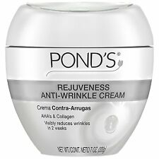 Pond's Anti-Wrinkle Cream, Rejuveness 7 oz, New, Free Shipping