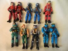 2005 LANARD CORPS SPECIAL FORCES 10 FIGURES