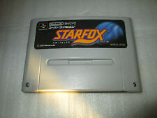 STAR FOX / super famicom / snes / nintendo