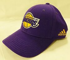 Los Angeles lakers adidas NBA authentic hat cap basketball