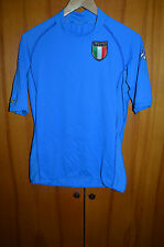 ITALY 2002 WORLD CUP HOME FOOTBALL SHIRT JERSEY MAGLIA KAPPA DEL PIERO TOTTI ERA