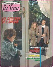 ▬► Roman Photos LA TOUR 26 (1972) IL PLEUVAIT À PARIS_ZARA CILLI_P.FOSSATOCCI