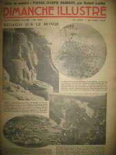 N° 687 REPORTAGES PHOTOS HISTOIRE ROMAN BD BICOT M. POCHE DIMANCHE ILLUSTRE 1936