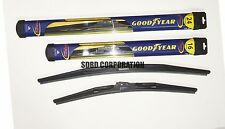 2011-2014 Ford Fiesta Goodyear Hybrid Style Wiper Blade Set of 2