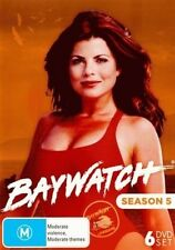 Baywatch Season 5 (2016, DVD NIEUW)6 DISC SET
