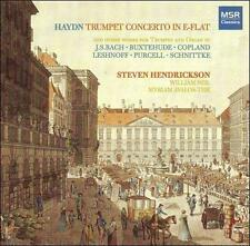 , Haydn Trumpet Concerto - Works for Trumpet and Organ, Excellent