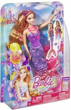 Barbie and The Secret Door - BLP25 - Transforming 2-in-1 Mermaid Doll